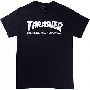 Camiseta Thrasher Mag Logo Masculina