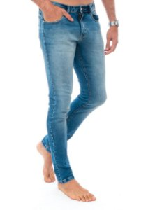 Calça Red Feather Jeans Light Washed Masculina