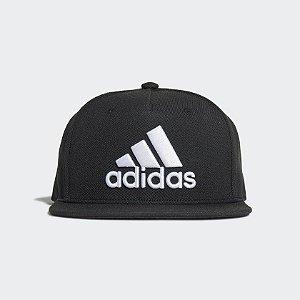 Boné Adidas Snapback Aba Reta Unissex