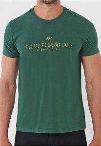 Camiseta Ellus Fine Essentials e Asa Masculina