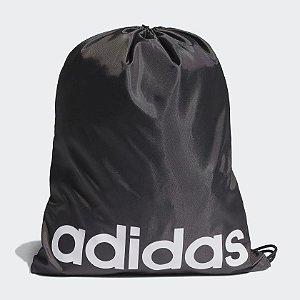 Bolsa Adidas Gym Sack Essentials Logo