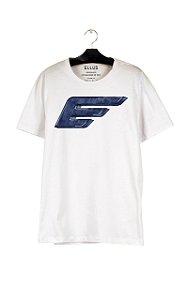 Camiseta Ellus Fine Scrawled Masculina