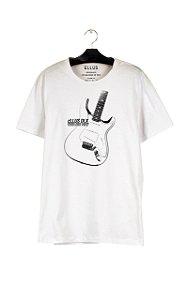 Camiseta Ellus Fine Bass Guitar Masculina