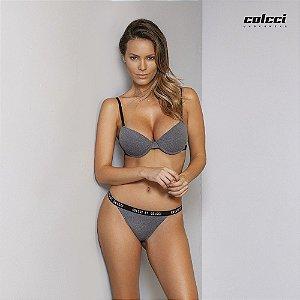 Sutiã Colcci Underwear Bojo Bolha Microfibra