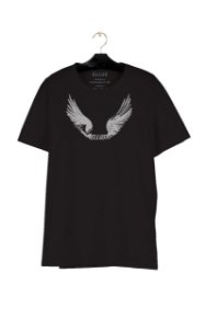 Camiseta Ellus Cotton Wings Classic Masculina