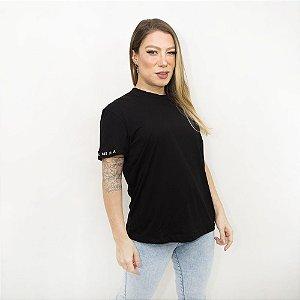 Camiseta Colcci Logo Básica Feminina