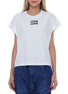 Camiseta John John Sam Feminina