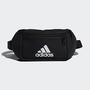 Pochete Adidas Logo Unissex Preto H30343