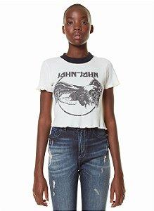 Camiseta John John Shield Feminina