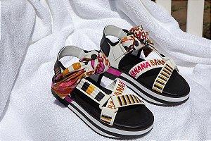 Sandália Farm Bananatic Velcro