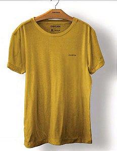 Camiseta Osklen Stone Sonus Masculina Damasco