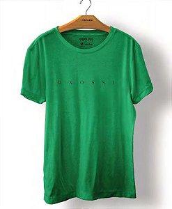 Camiseta Osklen Stone Oxossi Masculina