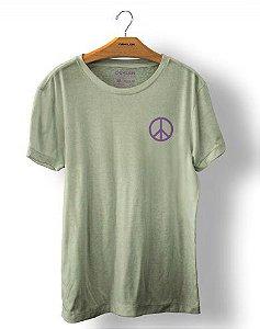 Camiseta Osklen Stone Peace Masculina