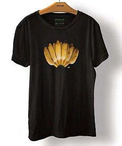 Camiseta Osklen Vintage Bananas Masculina