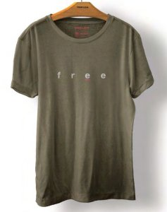 Camiseta Osklen Vintage Free Masculina