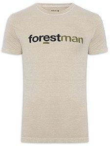 Camiseta Osklen Stone Forest Man Masculina