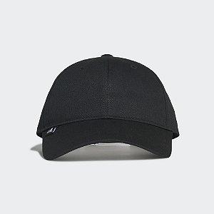 Boné Adidas Essentials 3-Stripes Unissex Preto GN2052