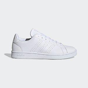 Tênis Adidas Advantage Base Masculino Branco EE7692