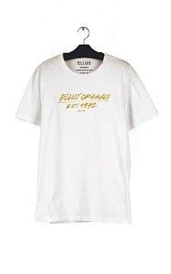 Camiseta Ellus Originals Ref Classic Masculina Branca