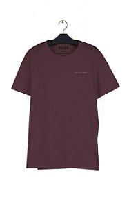 Camiseta Ellus Jeans Deluxe Masculina Vermelha