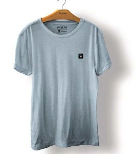 Camiseta Osklen Big Shirt Tridente Micro Masculina