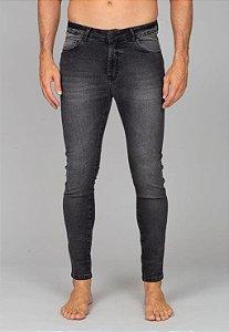 Calça Red Feather Jeans Lavada Black Masculina