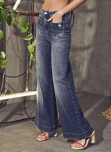 Calça Colcci Jeans Manu Feminina Índigo
