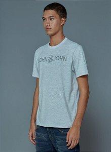Camiseta John John X Mescla Masculina