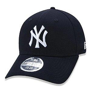 Bone New Era 39 Thirty High Crown MLB New York Yankees