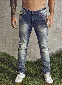 Calça Colcci Jeans Felipe Masculina Azul