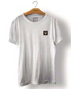 Camiseta Osklen Big Shirt Indonesia Masculina Branca