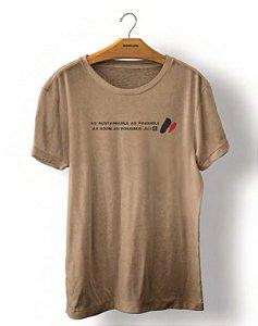 Camiseta Osklen Organic Rough AG Asap Masculina