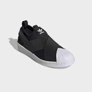 Tênis Adidas Originals Superstar Slipon Feminino Preto
