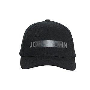 Boné John John Water Black