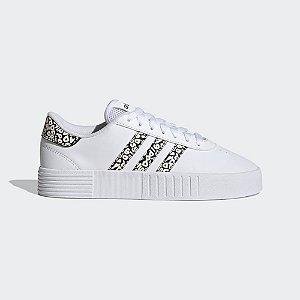 Tênis Adidas Court Bold Farm W Feminino