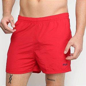 Shorts Fila Essential Masculino Laranja