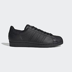 Tênis Adidas Originals Superstar Feminino Preto