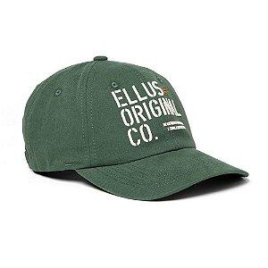 Boné Ellus Co. Masculino Verde