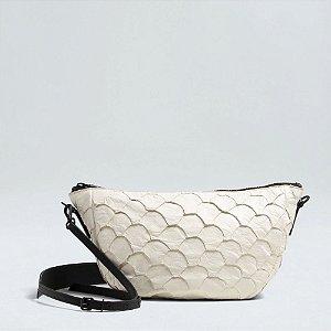 Bolsa Osklen Andiroba Mini Bag Off White