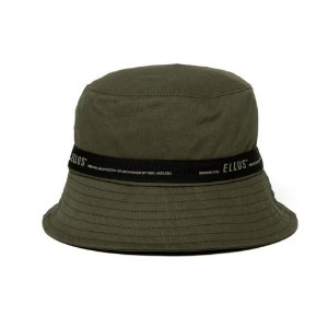 Chapéu Bucket Hat Ellus Timeless Masculino Verde