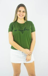 T-shirt Co Fine No Maybes Mc Ellus