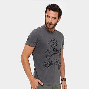 Camiseta Ellus Vintage Rolling Stones Masculina