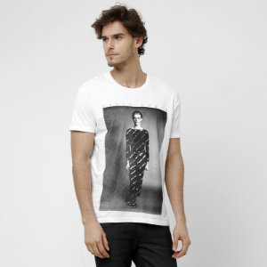 Camiseta Ellus David Bowie ELLUS ROCK EDITION