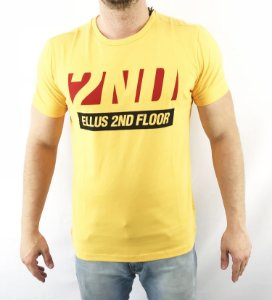 CAMISETA BASIC 2ND BLOCK MASCULINA ELLUS 2COND FLOOR