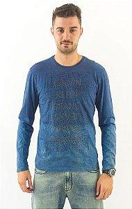 Camiseta Manga Longa Calvin Klein Jeans