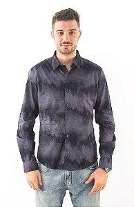 Camisa Ellus Forest Slim Classic