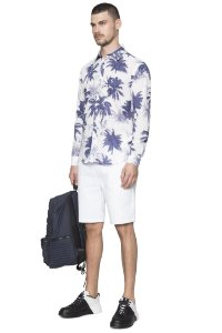 CAMISA SATURN PALMS CLASSIC FRENCH ELLUS