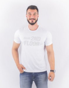 CAMISETA ELLUS 2ND FLOOR BASIC ESF FUTURE - MASCULINA
