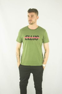 Camiseta Ellus 2ND Floor Logo Basic Targe