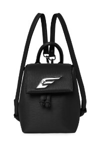 BOLSA ELLUS FEMININA MINI BAG ESSENTIAL PRETO